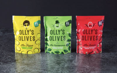 Olly's Olives announced as winner of the April Small Business Grants competition